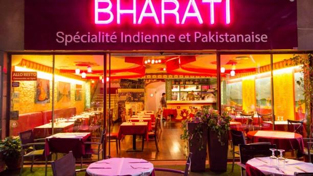 Bharati entrée