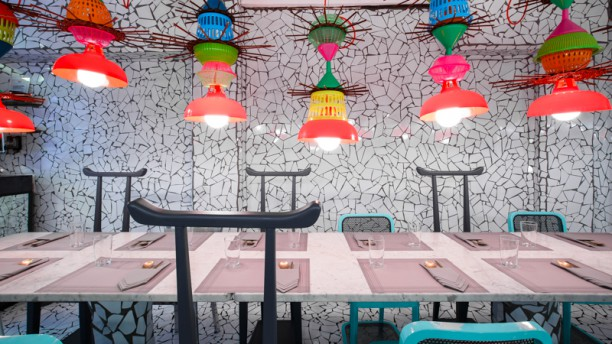 Jiso Salle du restaurant