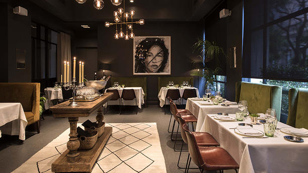 City Bar & Restaurant - Grand Hotel Central 5* Sala