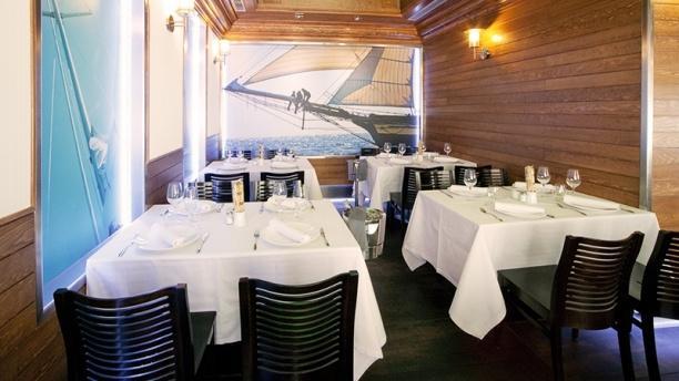 El Pequeño Barco Salón comedor