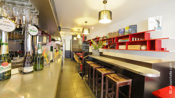 restaurant la table du loup à paris (75012), gare de lyon