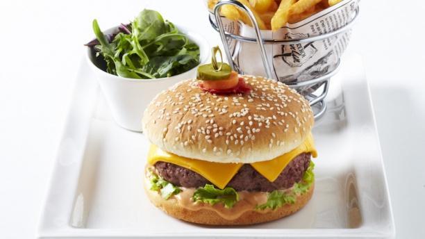 Restaurant Montreux Jazz Caf 233 Paris 224 Paris 75012 Gare