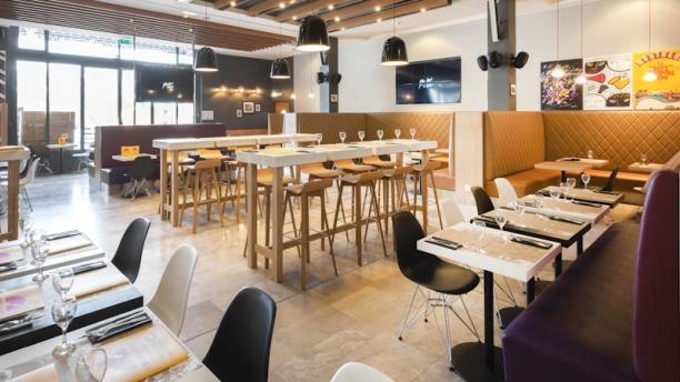 Montreux Jazz Café Paris Vue salle