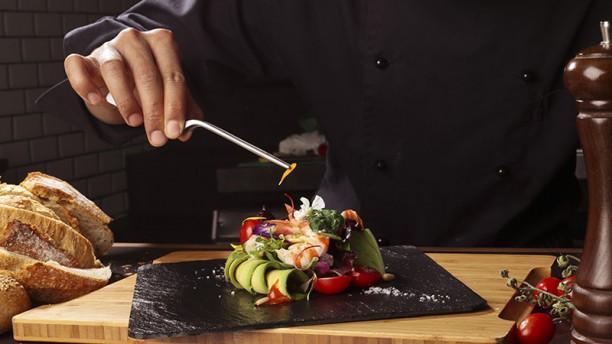 The Crown Marine Sugerencia del chef