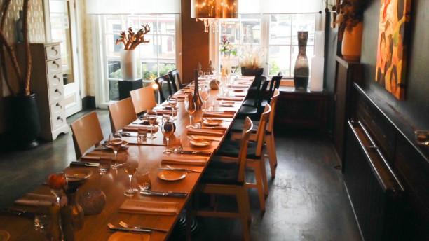 Spijckers restaurantzaal