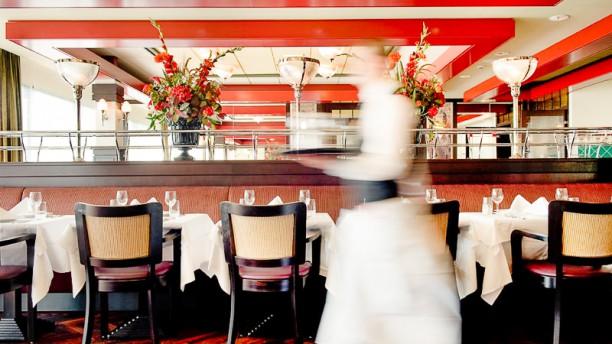 Brasserie FLO Eindhoven restaurantzaal