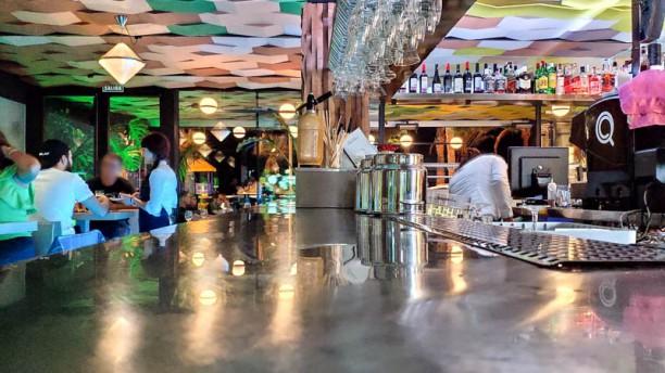 My Restaurant Alicante Vista de la sala