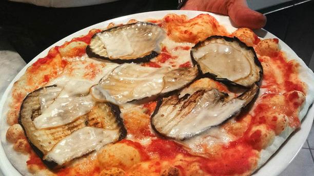 Zia Lalla pizza