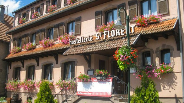 Hostellerie Saint-Florent Devanture