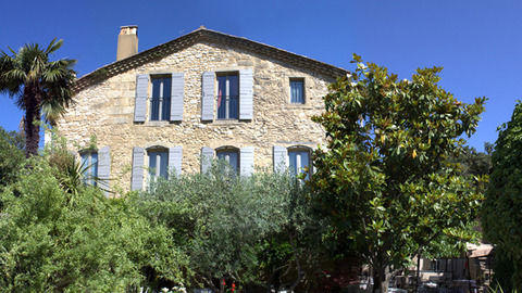 restaurant - Le Castellas - Argilliers