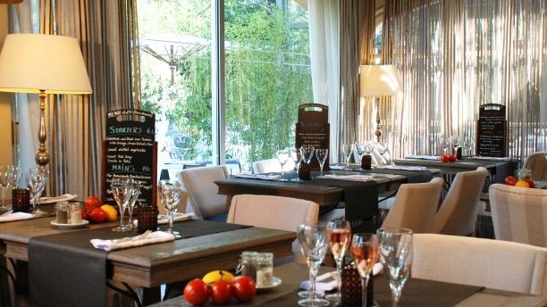 Le Bistro de la Bastide Salle restaurant