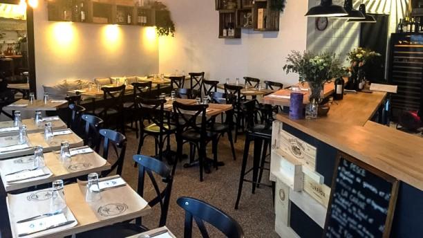 Pane Olio e Pomodoro Salle du restaurant