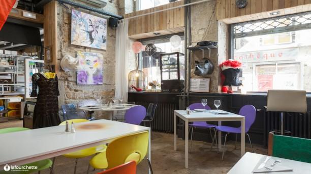 Casa lola restaurant 5 rue pizay 69001 lyon adresse for 9 rue du jardin des plantes 69001 lyon