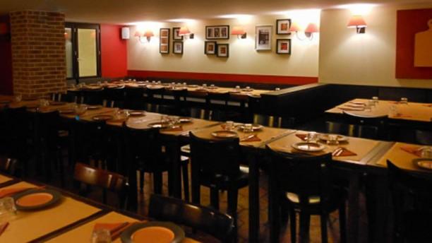 Flam's Montparnasse Intérieur du restaurant