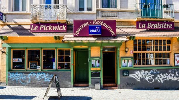 Le Pickwick - La Brasserie Façade du restaurant