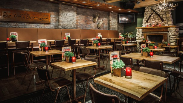De Wildeman Restaurant