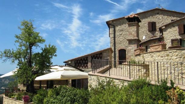 Castello di Bucignano Facciata