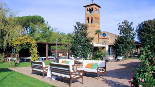 Ristorante & Hotel degli Angeli Terrazza e giardino