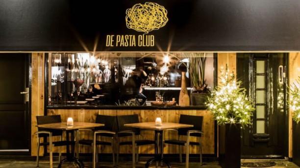 De Pasta Club Ingang
