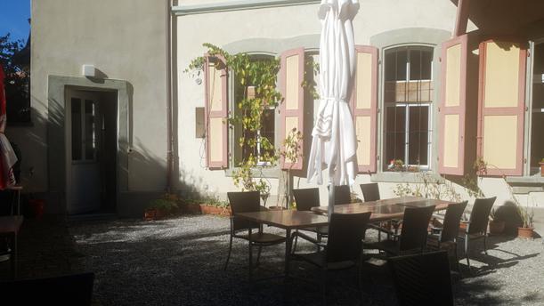 Café De La Marionnette In Fribourg Restaurant Reviews