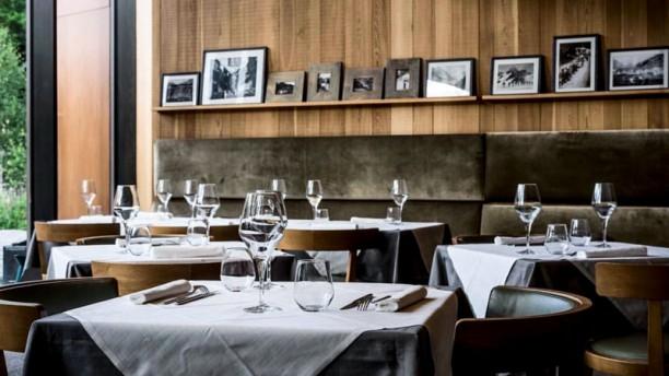 Eden Restaurant By Chef Giovanni Caracciolo Vista sala