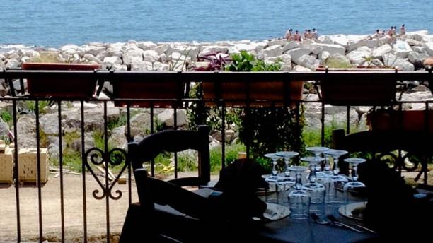 L'antico molo La terrazza