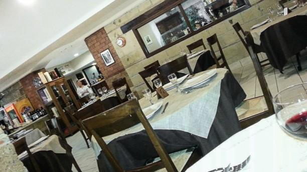La Taverna di Bacco Vista sala