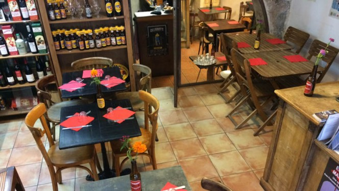 Le Clan des Cigales - Restaurant - Marseille