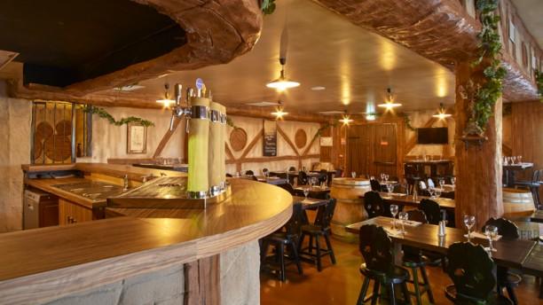 Brasserie des Pirates Salle