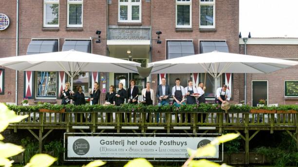 Gasterij Het Oude Posthuys Het restaurant