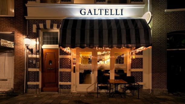 Ristorante Pizzeria Galtelli Ingang