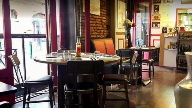 La Manufacture Saint-Pierre Salle restaurant