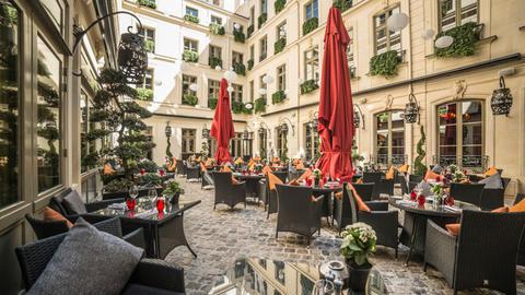 Le Vraymonde - Buddha-Bar Hotel Paris, Paris