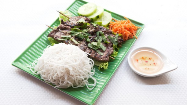 Quan Viet Suggestion de plat