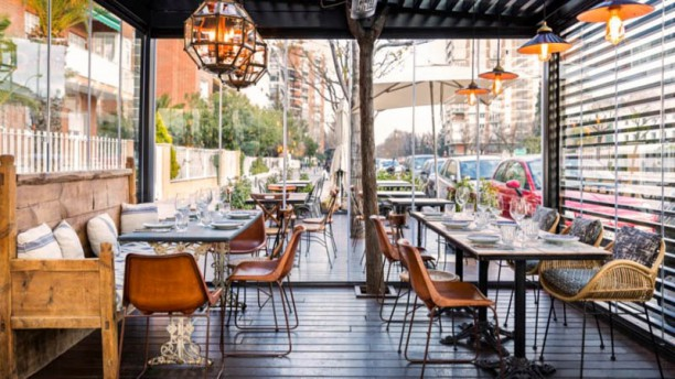 Restaurante Teckel Madrid en Madrid, Santiago Bernabéu, Chamartín ...