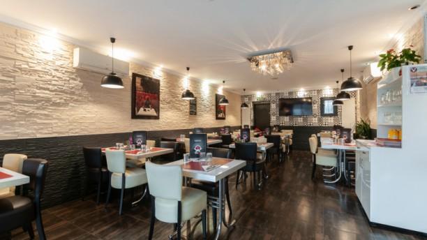 Tek'et Grill Salle du restaurant