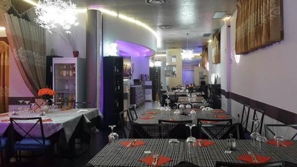 Taste of India Vista sala