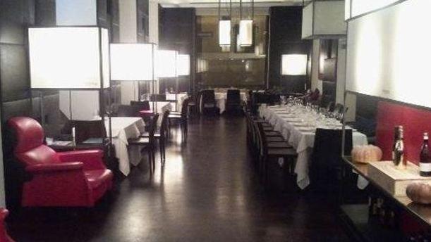 Rhome Restaurant ambiente moderno