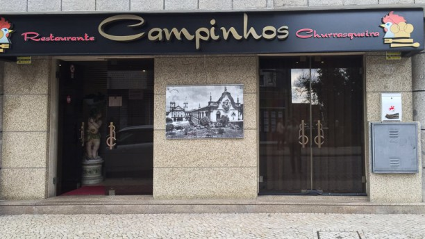 Campinhos Restaurante Entrada