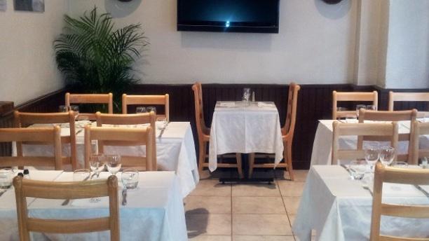 Vila Real Salle du restaurant