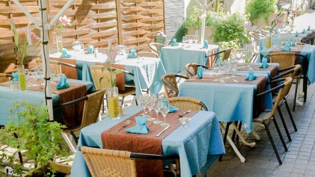 Plaisirs Gourmands Terrasse