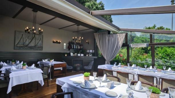 Park fora in istanboel menu openingstijden prijzen for Terrace in the park menu