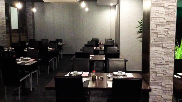 Sushi House La sala