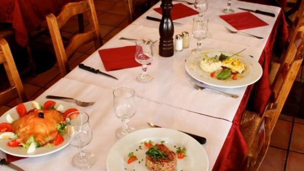 Chez Lopez Détail de table