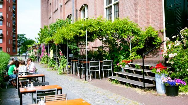 restaurant terras amsterdam