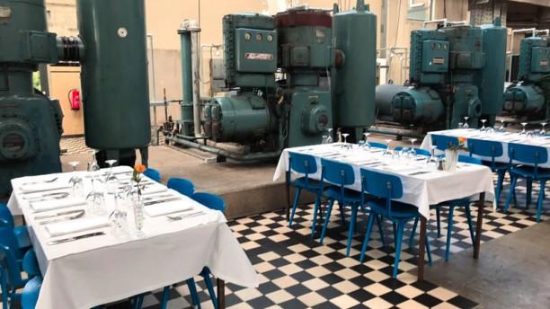 Radio Royaal het restaurant