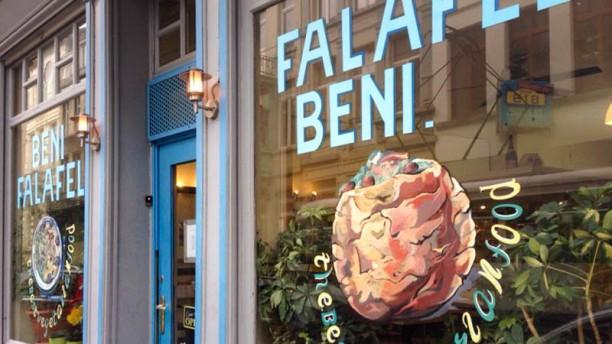 Beni Falafel entrée
