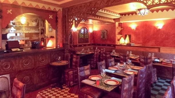 Restaurant le riad paris 75017 ternes porte maillot - Restaurant le congres paris porte maillot ...