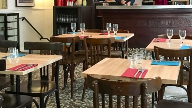 Politicafé - Restaurant - Paris