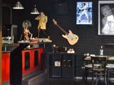 Elvis diner cafe